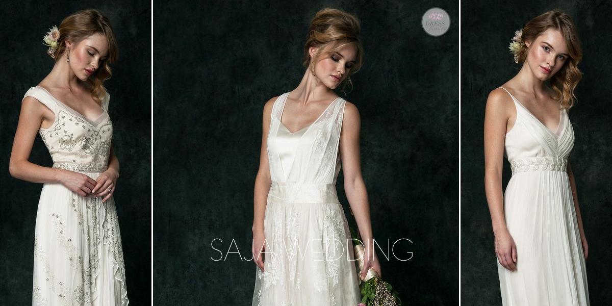 Saja Wedding 2013 Collection: Saja Wedding Dresses
