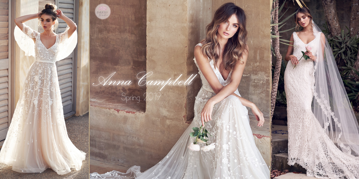 Campbell Wedding Dresses