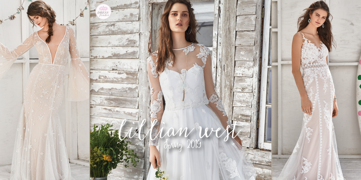 Lillian West Wedding Dresses Dressfinder