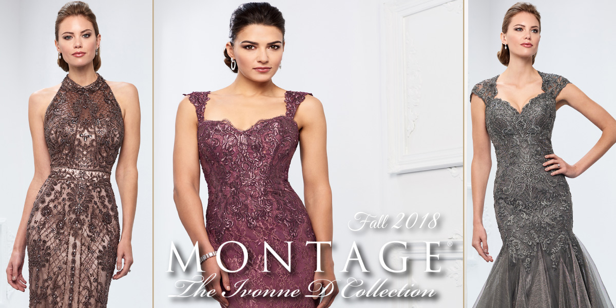 Montage Ivonne D Collection Milan Bridal Houston Tx