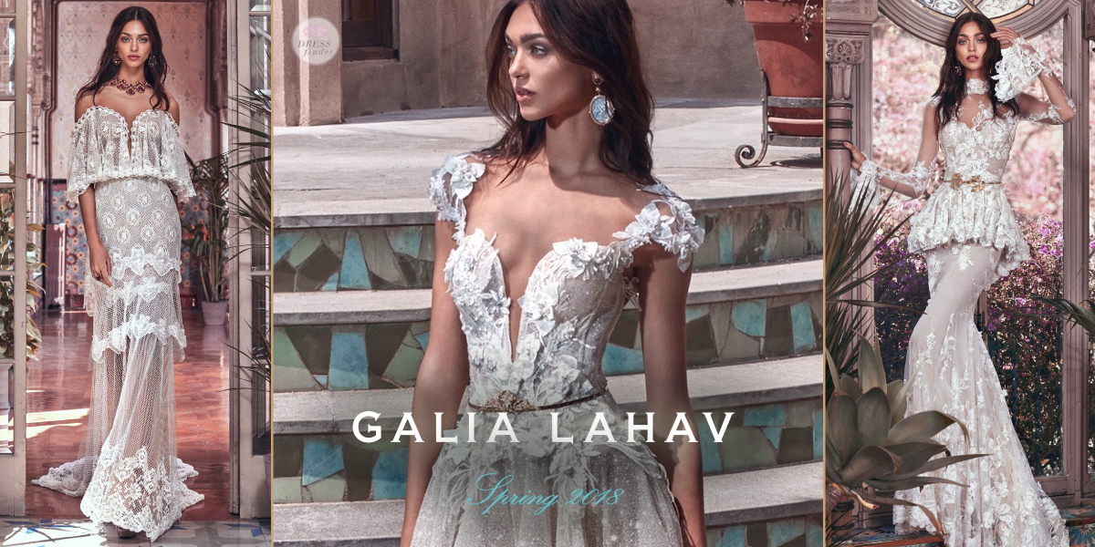 Galia lahav wedding dresses dressfinder handcrafted in tel aviv each gown features exquisite detailing from the intricate bead work to the impeccable fit to your body not for the simple bride junglespirit Gallery
