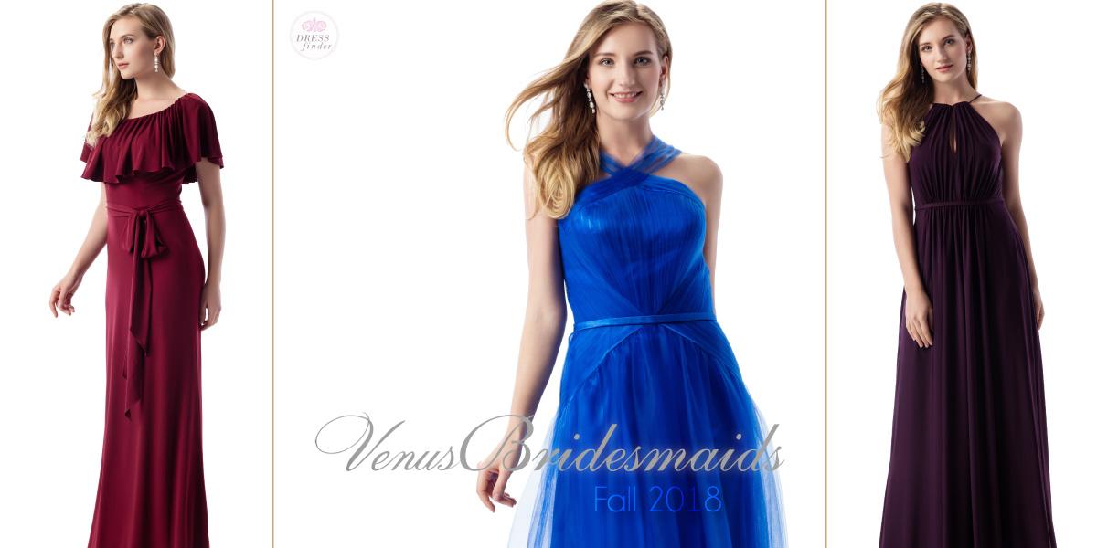Venus Bridesmaids