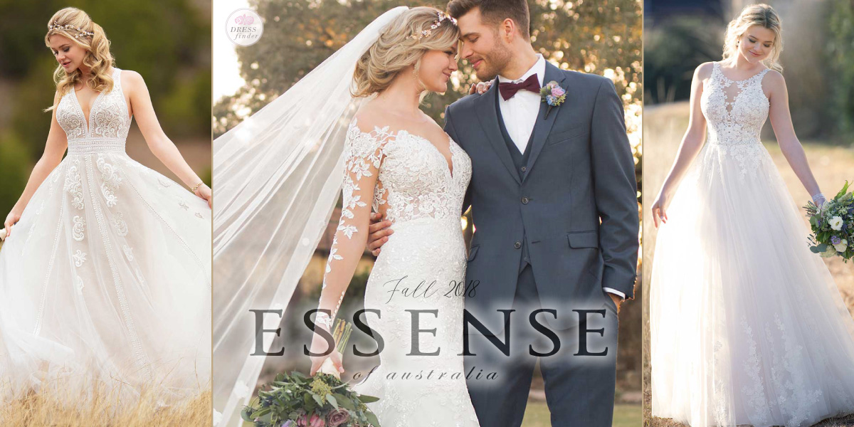 Essense of Australia Wedding Dresses | DressFinder