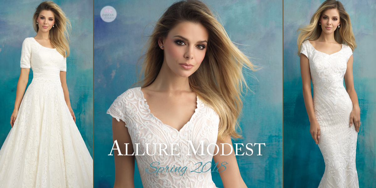 Allure Bridals: Allure Modest