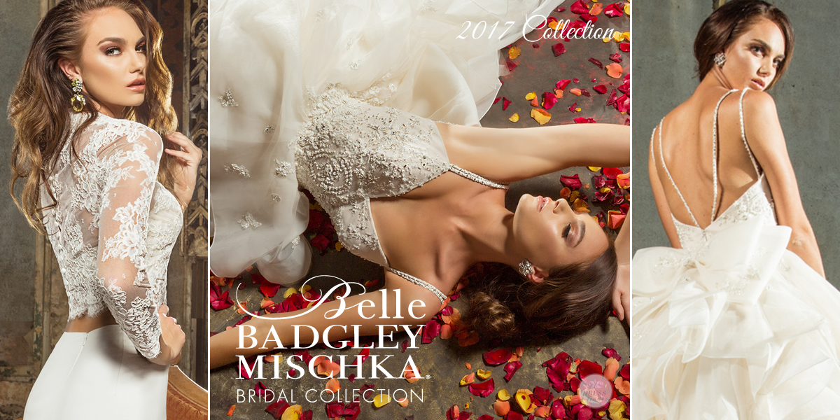Badgley Mischka Belle