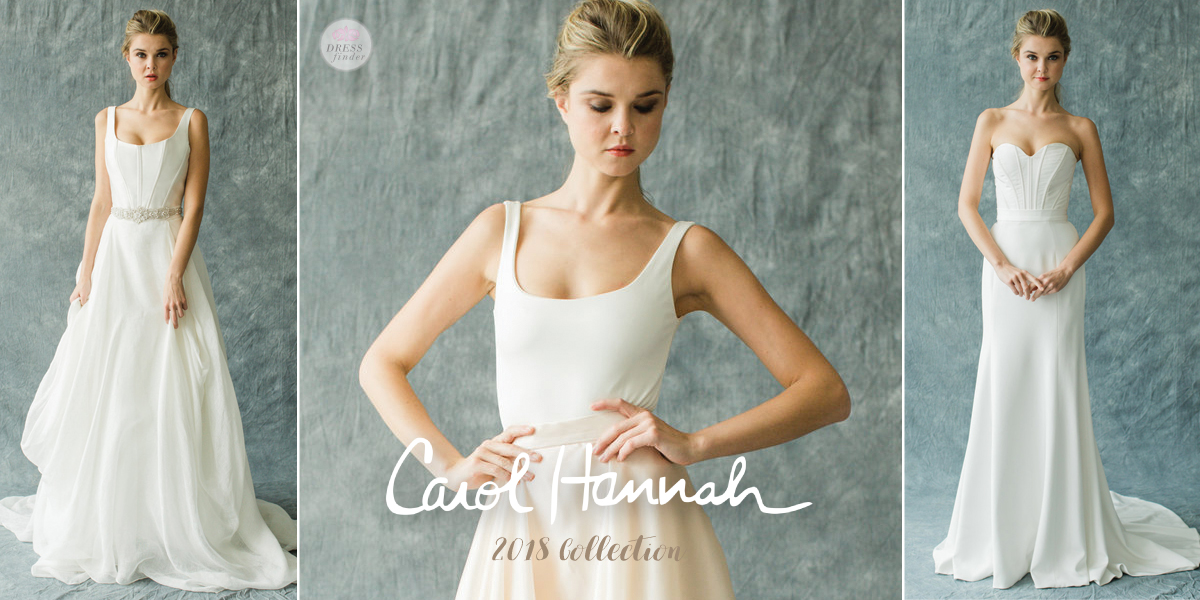 54a6612ce0a 16 Wedding Dresses by Carol Hannah   Synthesis