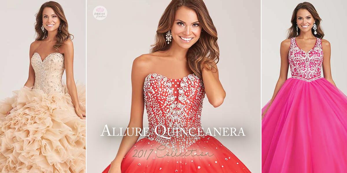 Allure : Quinceanera