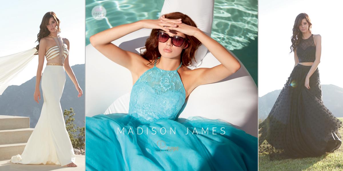 Madison James : Prom
