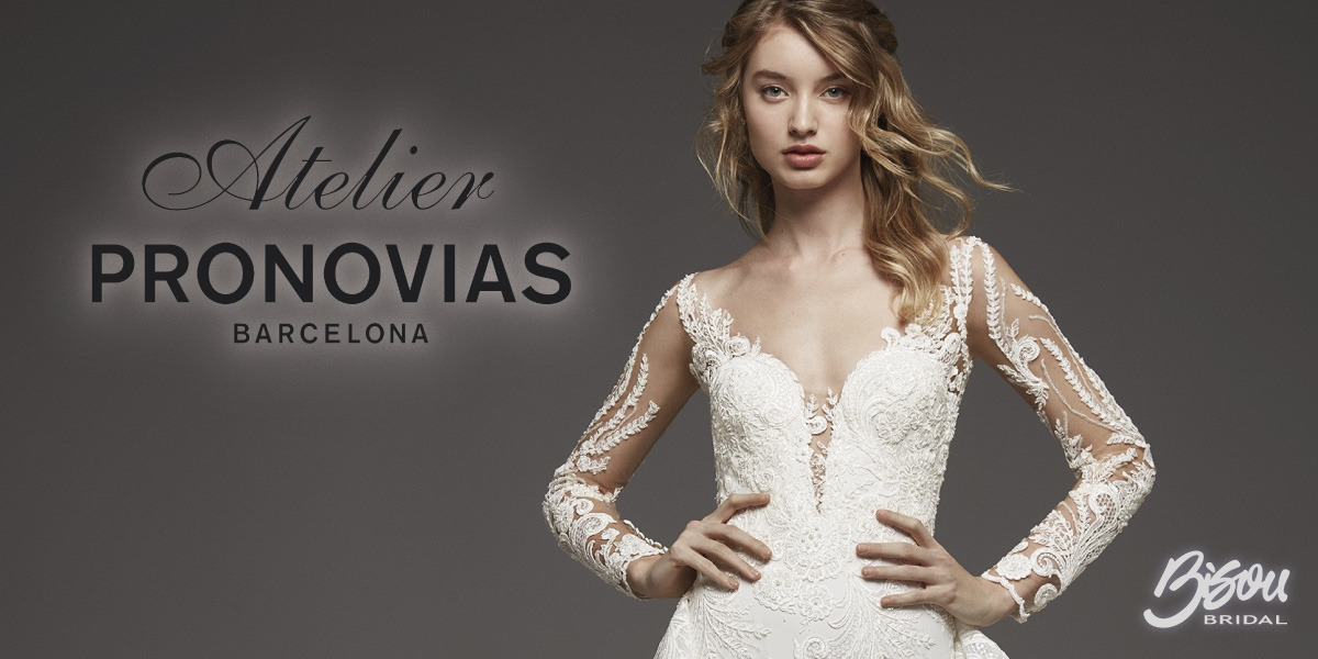The Atelier Pronovias 2018 Collection was born under the WISH concept and  is inspired by the magic of wishing wells. The brides are shimmering and  sensual ... 901dd65bdf6