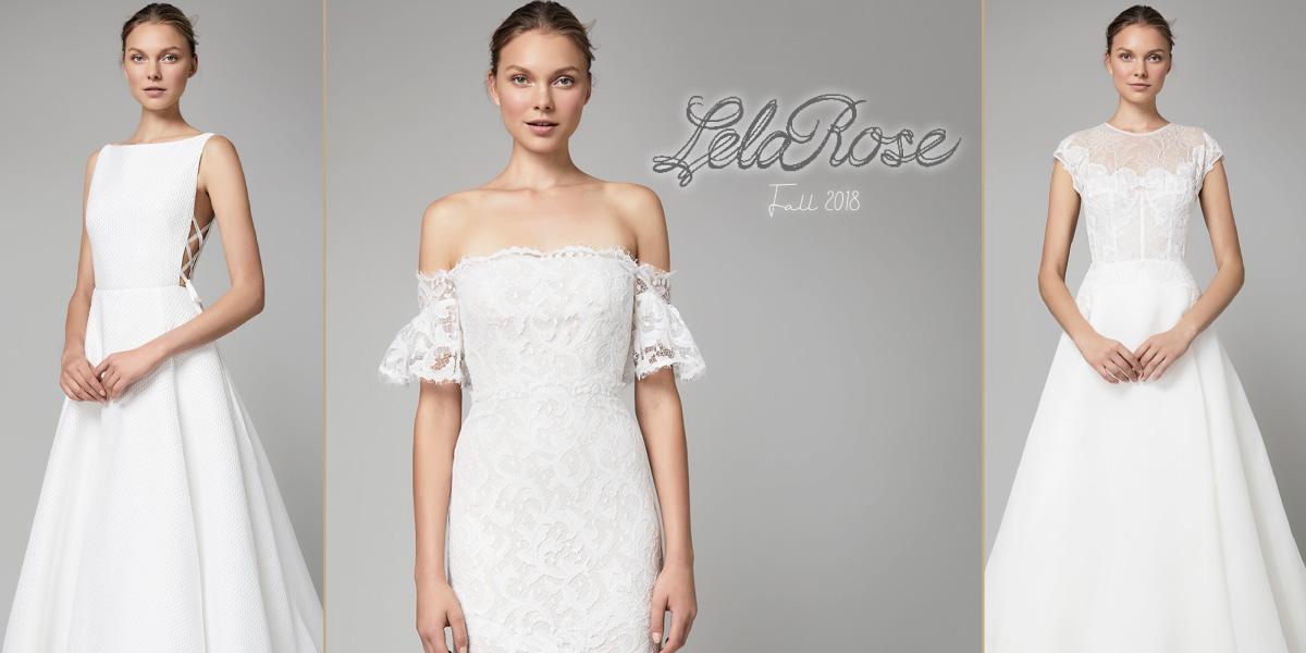 Lela Rose Wedding Dresses | Bisou Bridal (Vancouver)