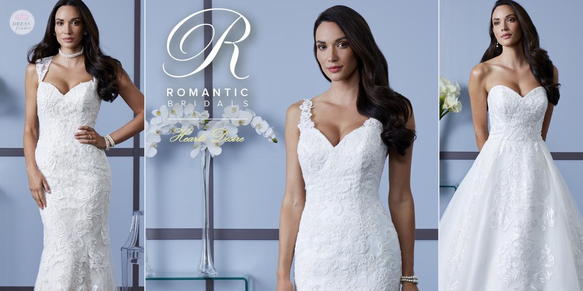 Romantic Bridals : Hearts Desire