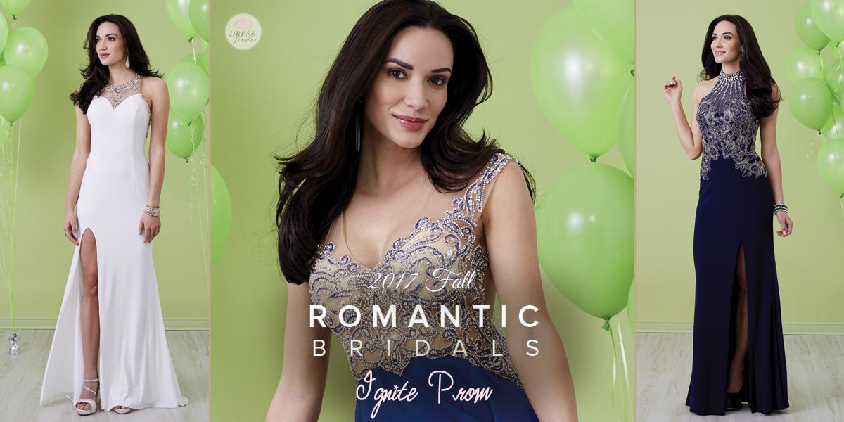 Romantic Bridals: Ignite Prom