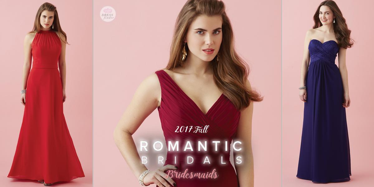Romantic Bridals : Bridesmaids