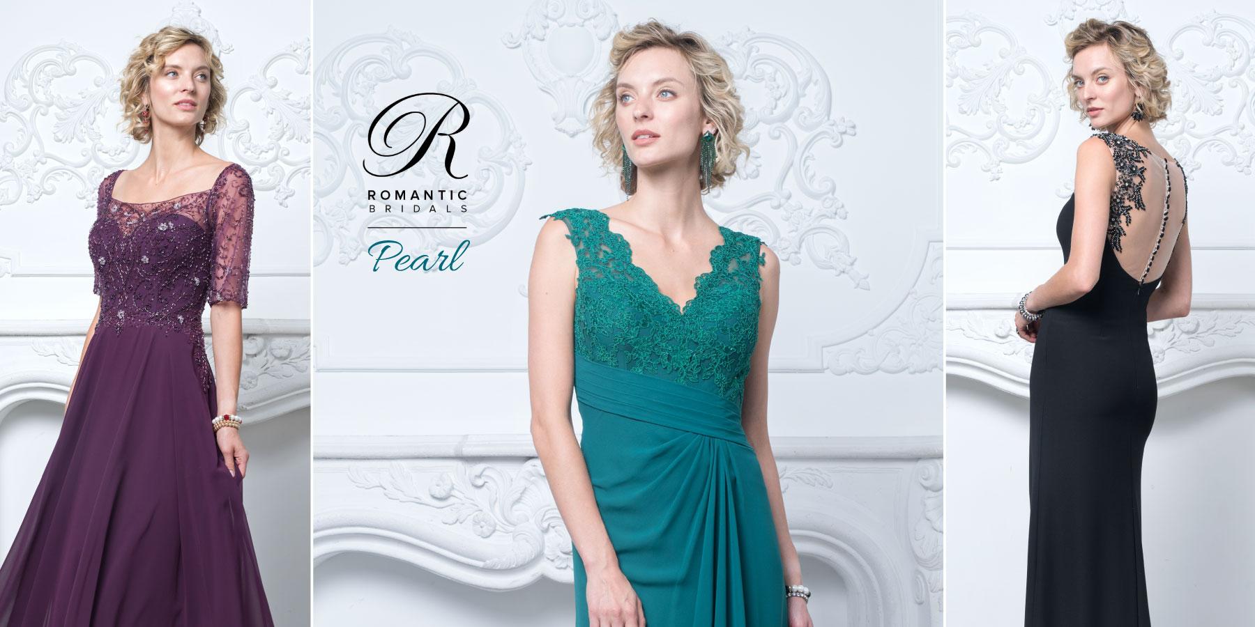 Romantic Bridals: Pearl
