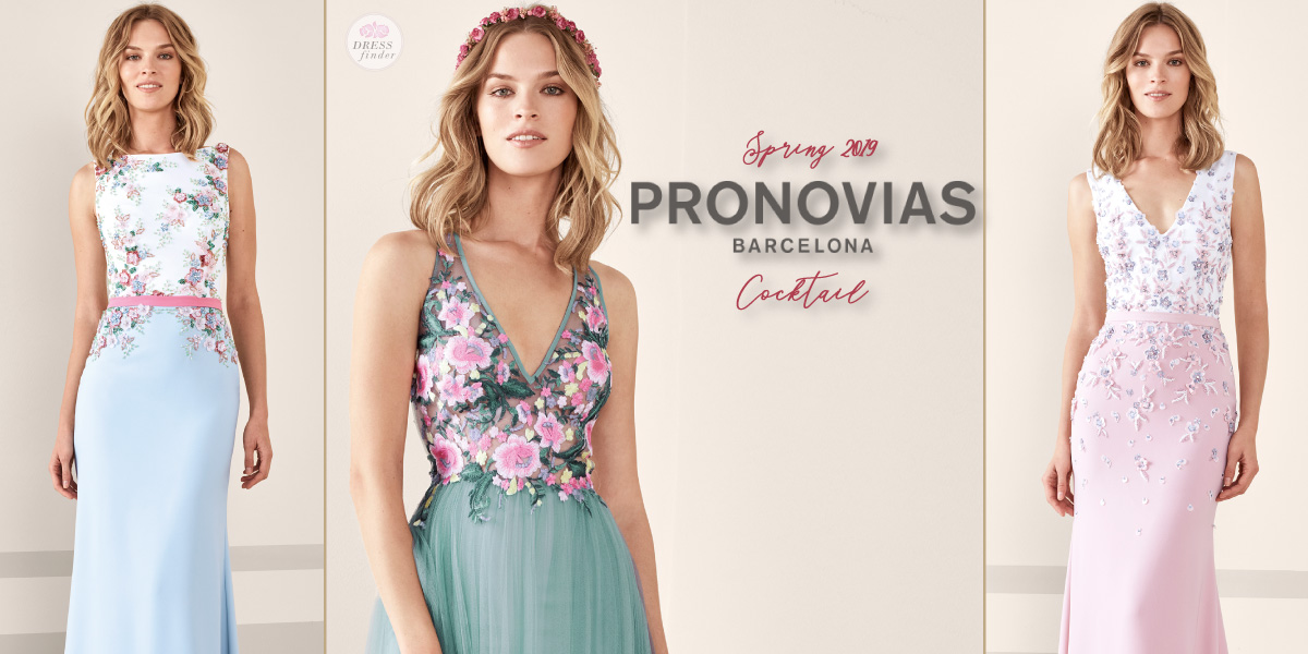 Pronovias : Cocktail