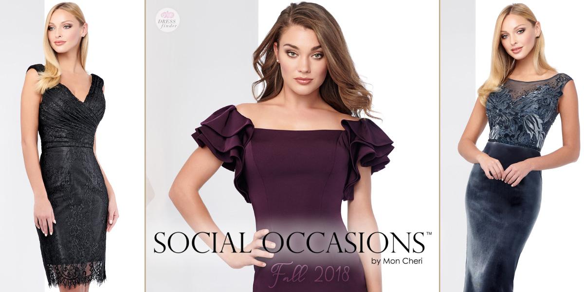 Mon Cheri : Social Occasions