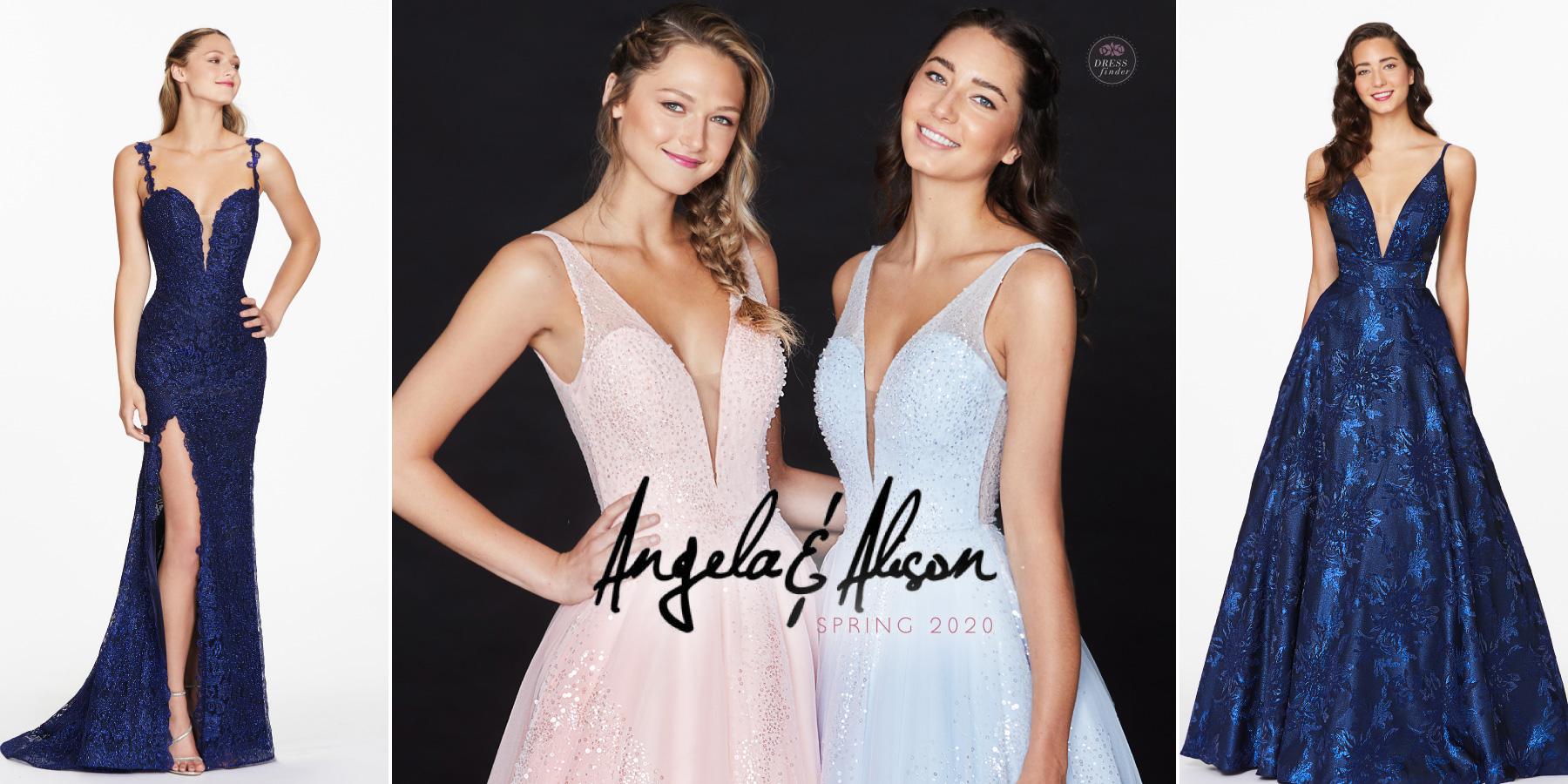 Angela & Alison Prom
