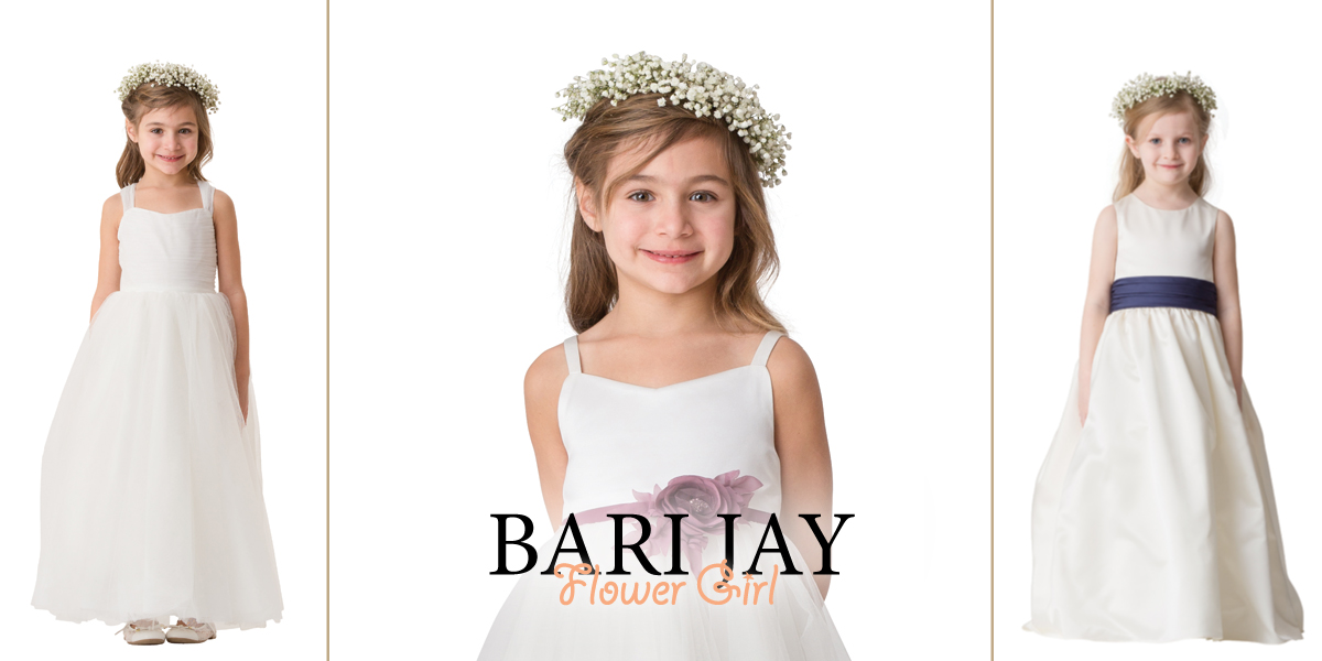 Bari Jay : Flower Girls