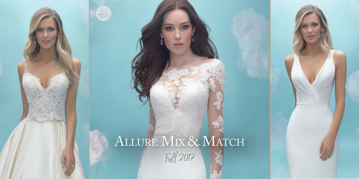 Allure Bridals : Mix & Match