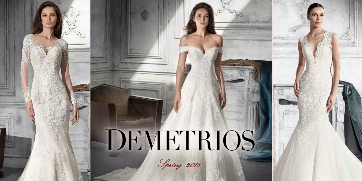 Demetrios Bride