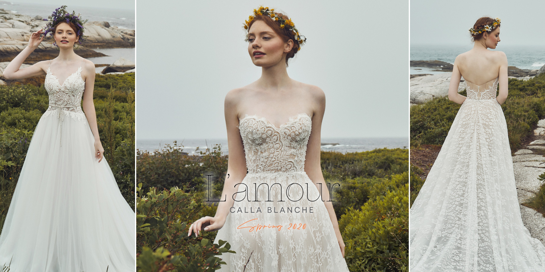 L'Amour by Calla Blanche
