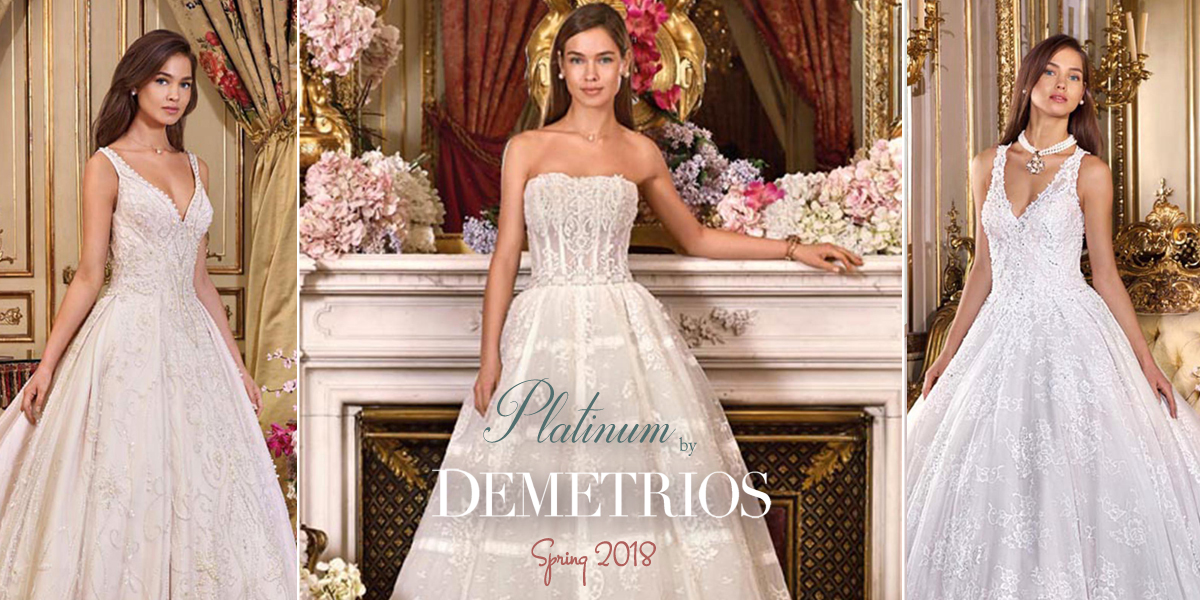 Platinum by Demetrios