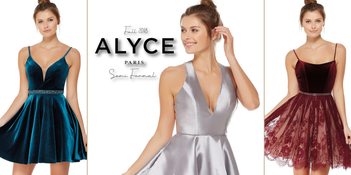 Alyce Paris: Semi Formal