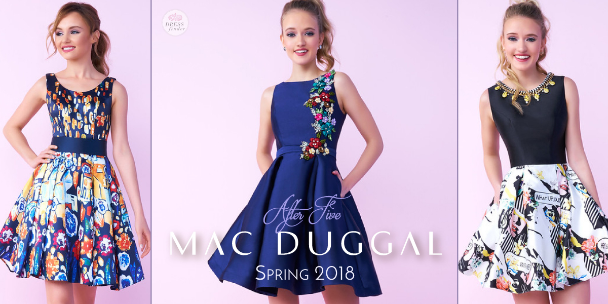 Mac Duggal : After Five