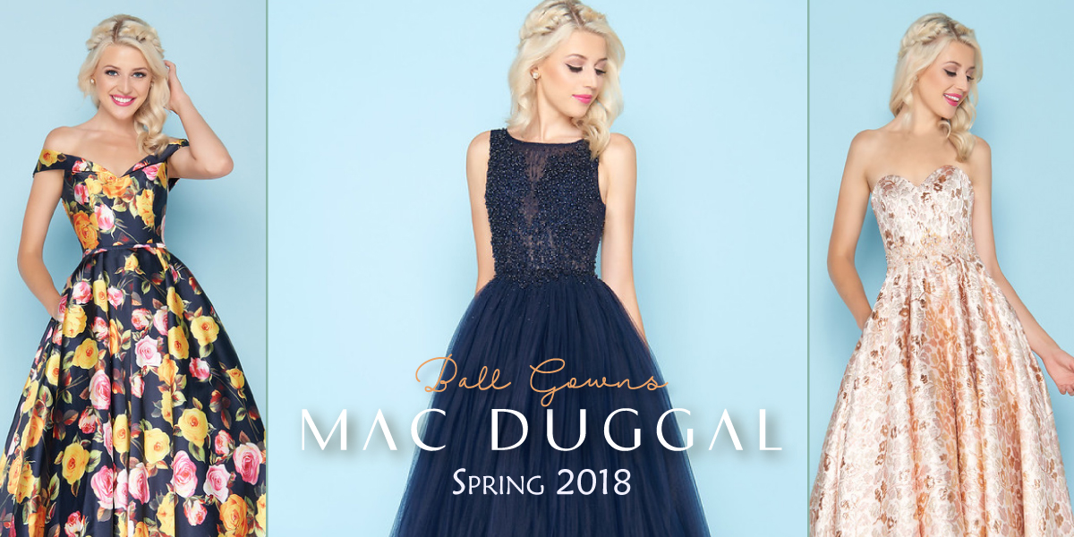 Mac Duggal : Ball Gowns
