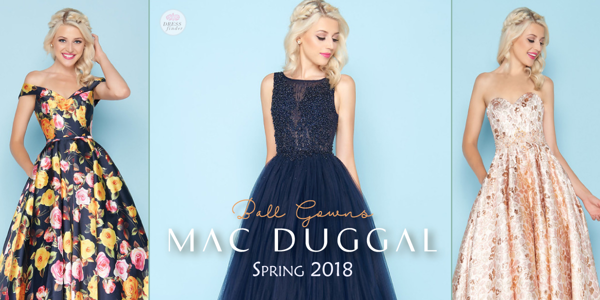 Mac Duggal : Ball Gowns