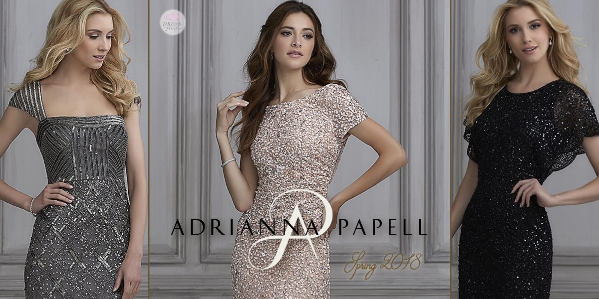 Adrianna Papell Platinum : Bridesmaids
