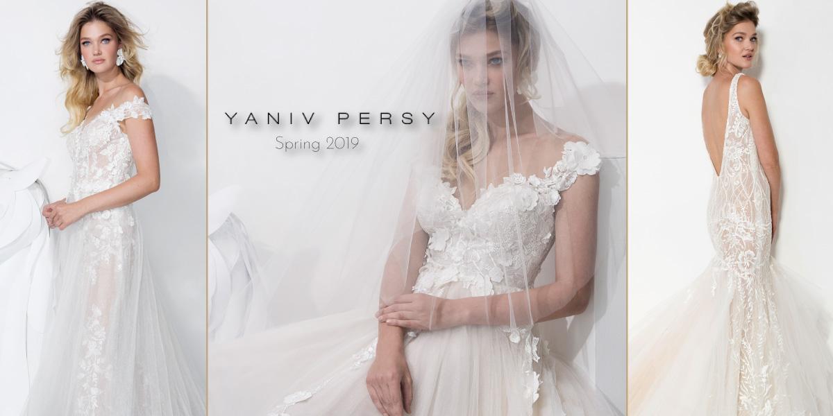 Yaniv Persy Bridal Couture