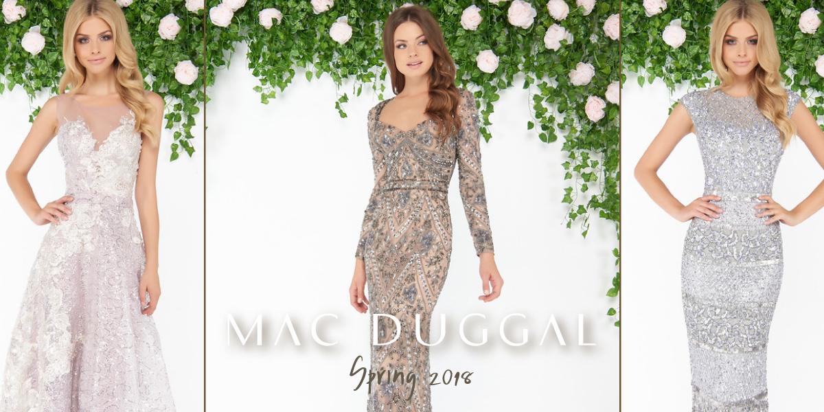 Mac Duggal : Couture