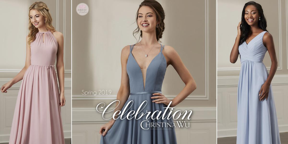 d997a7cb3d6 75 Bridesmaids Dresses by Christina Wu Celebration