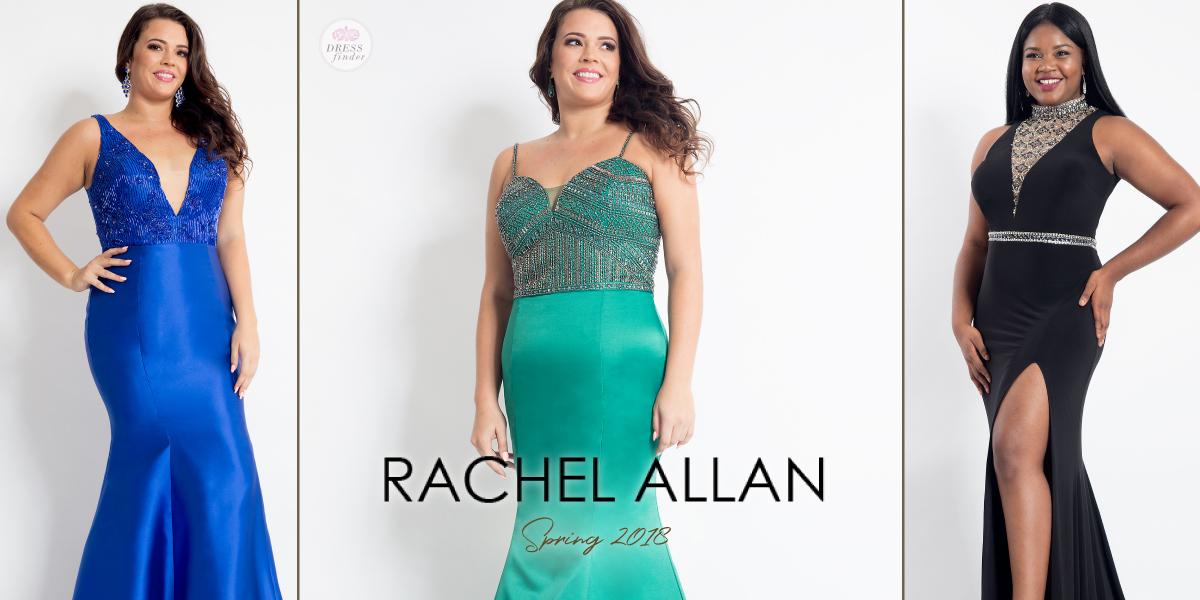 Rachel Allan : Curves