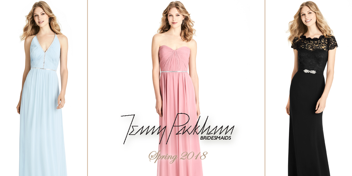 Jenny Packham: Bridesmaids