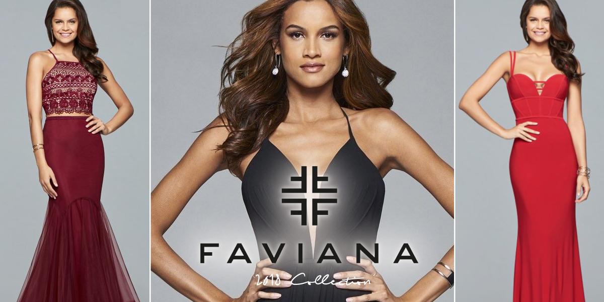 Faviana Prom