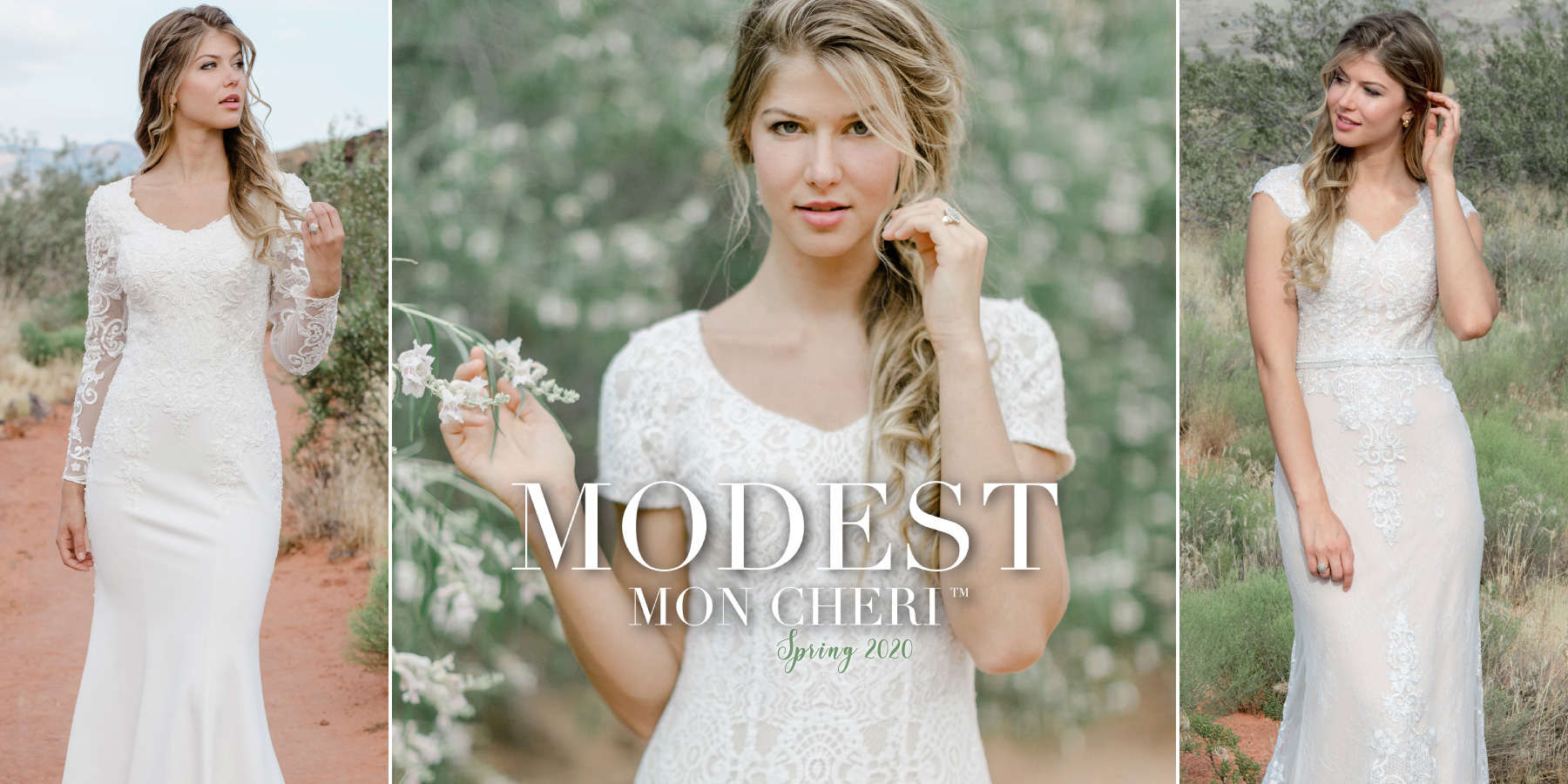 Modest by Mon Cheri
