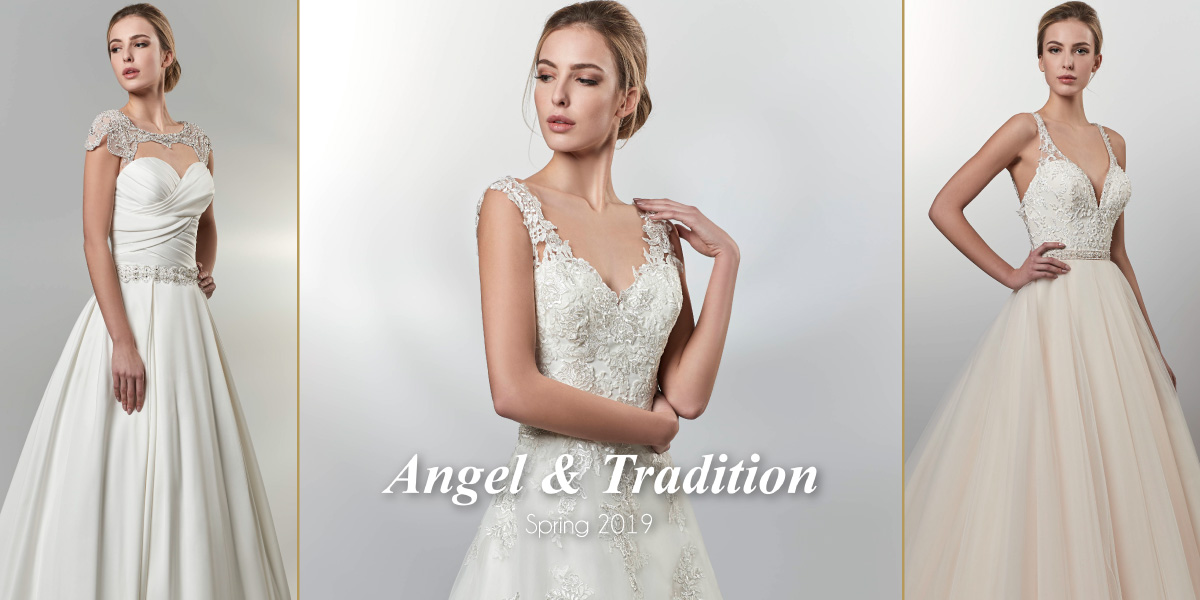 Venus Bridal: Angel & Tradition