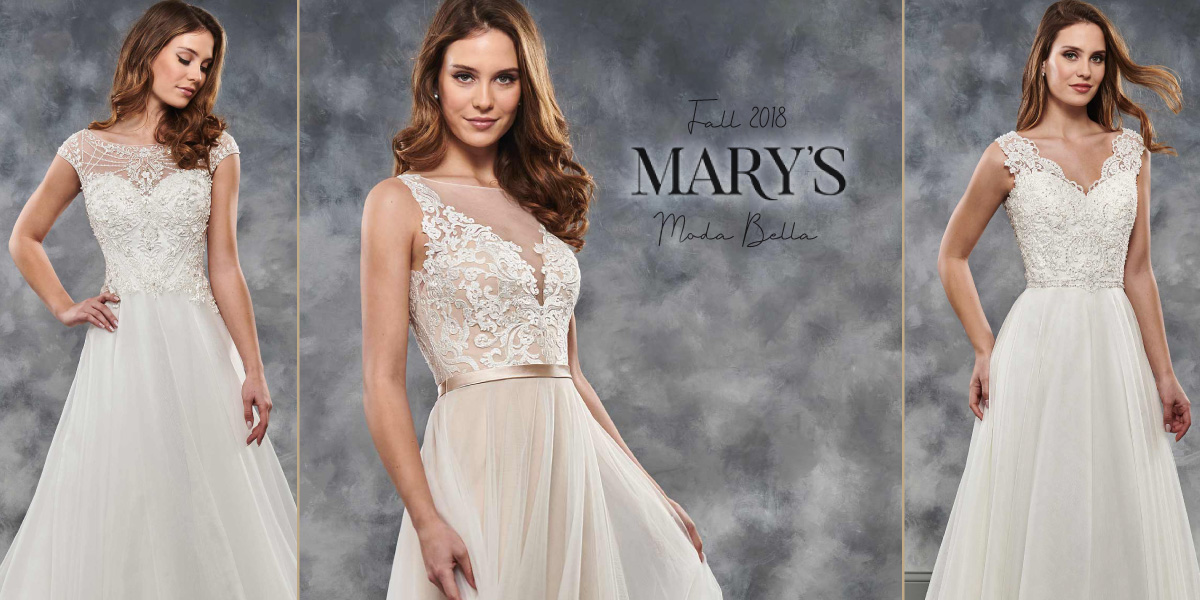 Mary's Bridal: Moda Bella