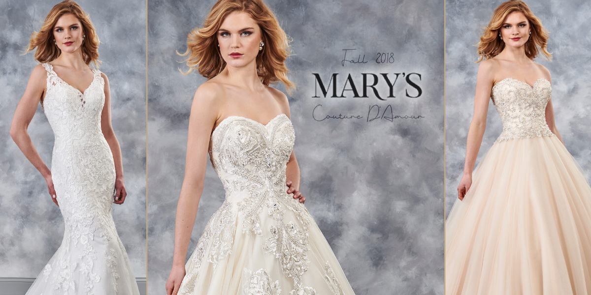 Mary's Bridal: Couture D'Amour
