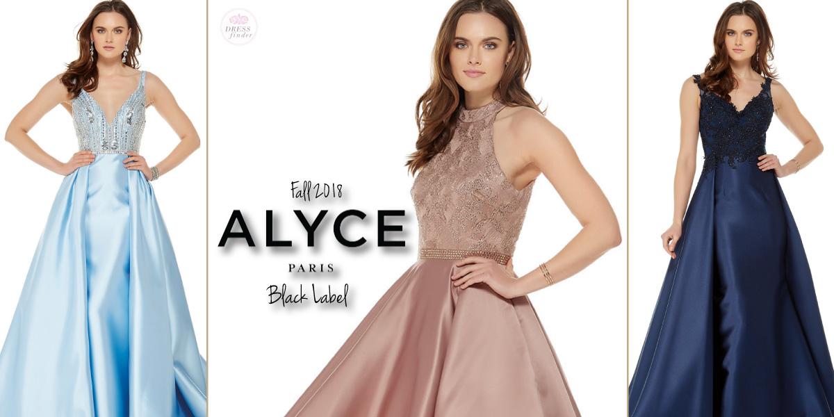 Alyce Paris: Black Label