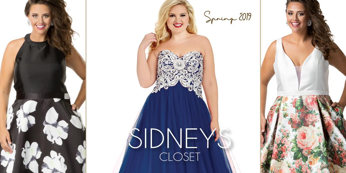Sydney's Closet Prom+