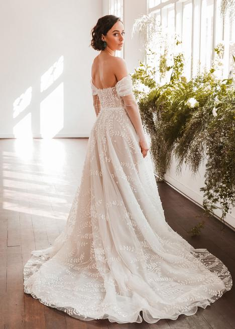 gown from the 2020 Wedding Societe collection, as seen on the Dressfinder