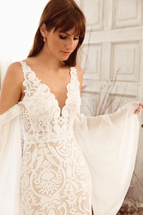 gown from the 2020 White April collection, as seen on the Dressfinder