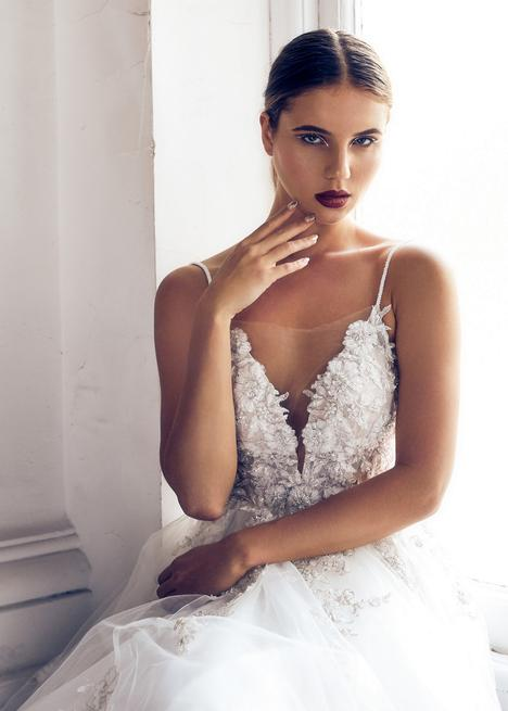 gown from the 2020 Zavana Bridal collection, as seen on the Dressfinder