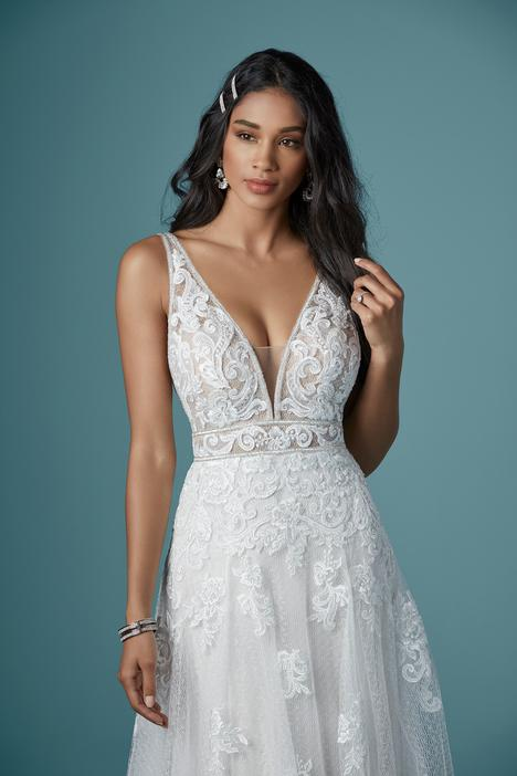 Micki gown from the 2020 Maggie Sottero collection, as seen on the Dressfinder