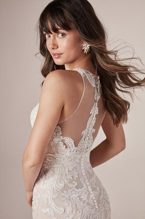 Brandy gown from the 2020 Rebecca Ingram collection, as seen on the Dressfinder