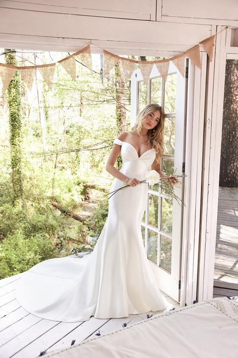 Cindy gown from the 2020 Rebecca Ingram collection, as seen on the Dressfinder