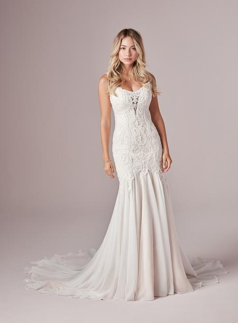 Corrine gown from the 2020 Rebecca Ingram collection, as seen on the Dressfinder